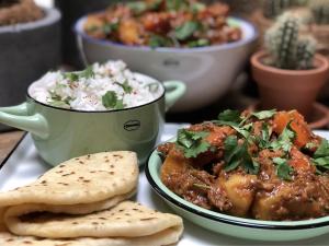Guatemalaanse stoofpot gerecht DorpsDiner