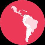 Afbeelding met werelddeel Zuid-Amerika